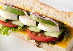 ベジタブルサンドイッチ